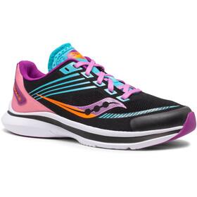 saucony S-Kinvara 12 Shoes Girls black/pink
